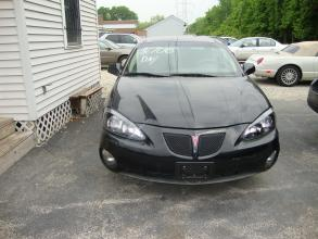 2008 Pontiac Grand Prix Indianapolis IN 1848 - Photo #1